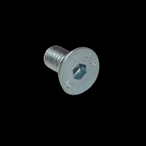 Schraube M8x16 Senkkopf