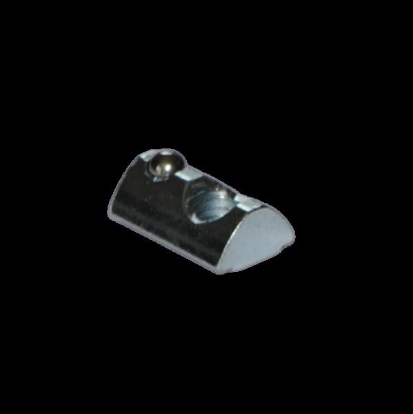 Nutenstein Nut 8 M8 mit Steg